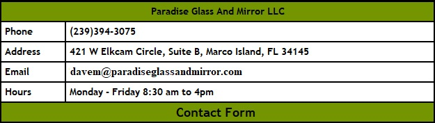 Paradise Glass and Mirror