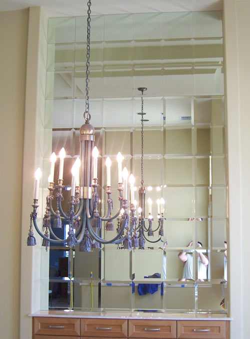 Paradise Glass and Mirror offers Beveled Glass and Mirrors in Marco Island and Naples, FL