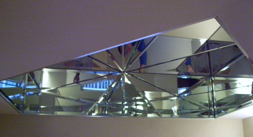 Paradise Glass and Mirror offers Ceiling Mirrors in Marco Island and Naples, FL