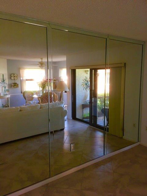 Paradise Glass and Mirror offers Wall Mirrors in Marco Island and Naples, FL