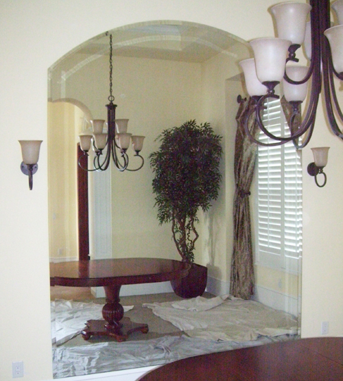 Paradise Glass and Mirror offers Wall Mirrors in Naples, FL