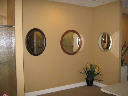 Paradise Glass and Mirror offers Framed Glass and Mirrors in Port Royal, FL