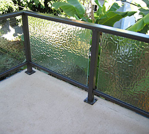 Paradise Glass and Mirror offers Glass Railings in Port Royal, FL