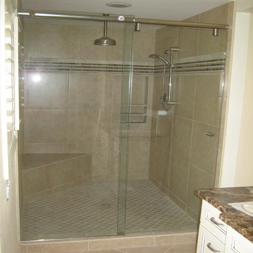 Paradise Glass and Mirror offers Hydroslide Showers in Port Royal, FL