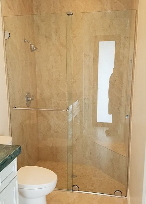Paradise Glass and Mirror offers Essence Showers in Port Royal, FL